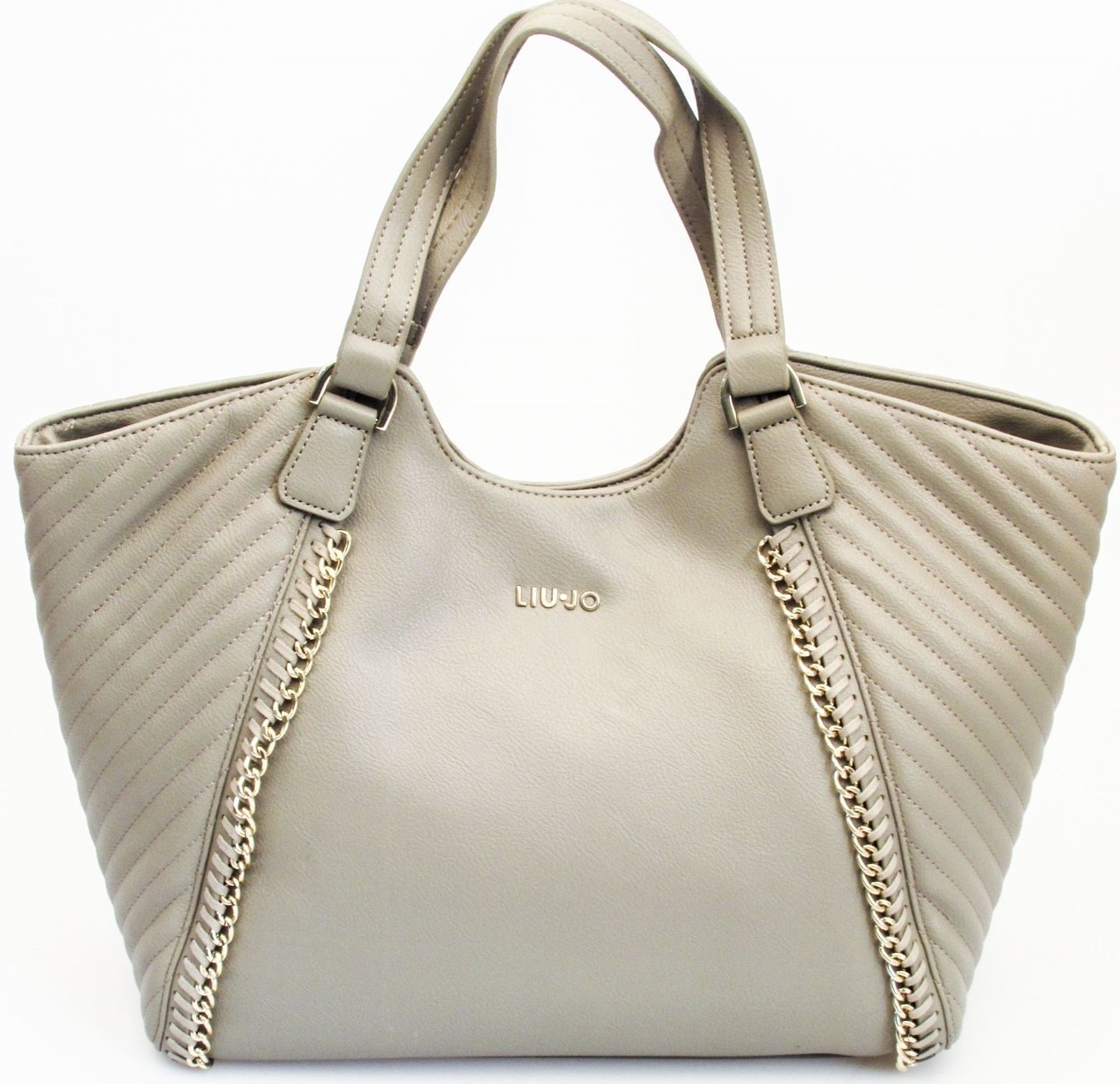 "Borsa Liu Jo scontata shopping bag ""Christal"" 4ea9e156388"